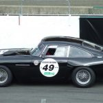 DB4GT At Le Mans Classic