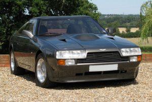 1987 V8 Vantage Zagato