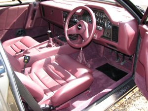 Immaculate interior right-hand drive from new