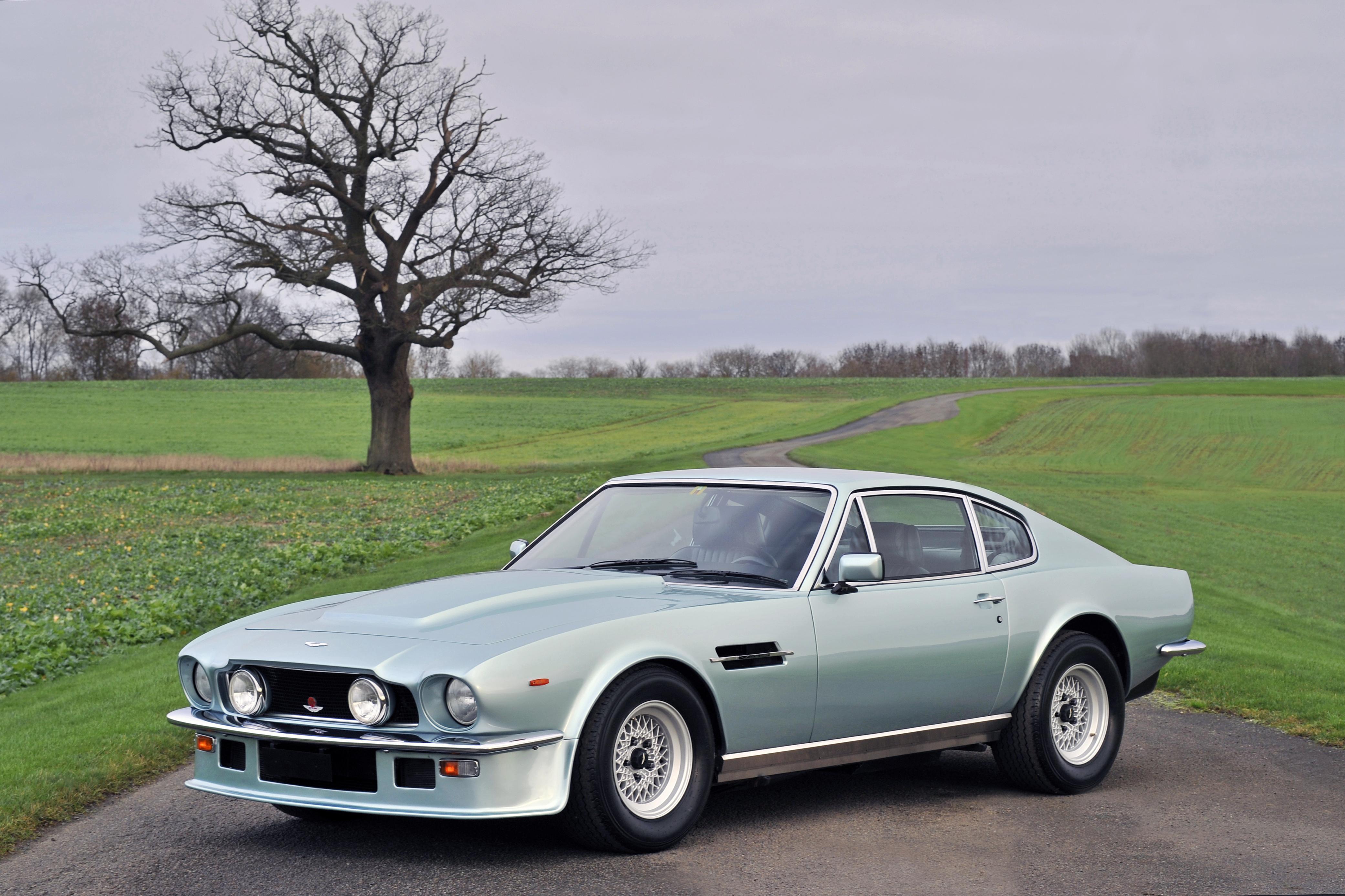 Cars – RS Williams Ltd – Aston Martin Heritage Specialist