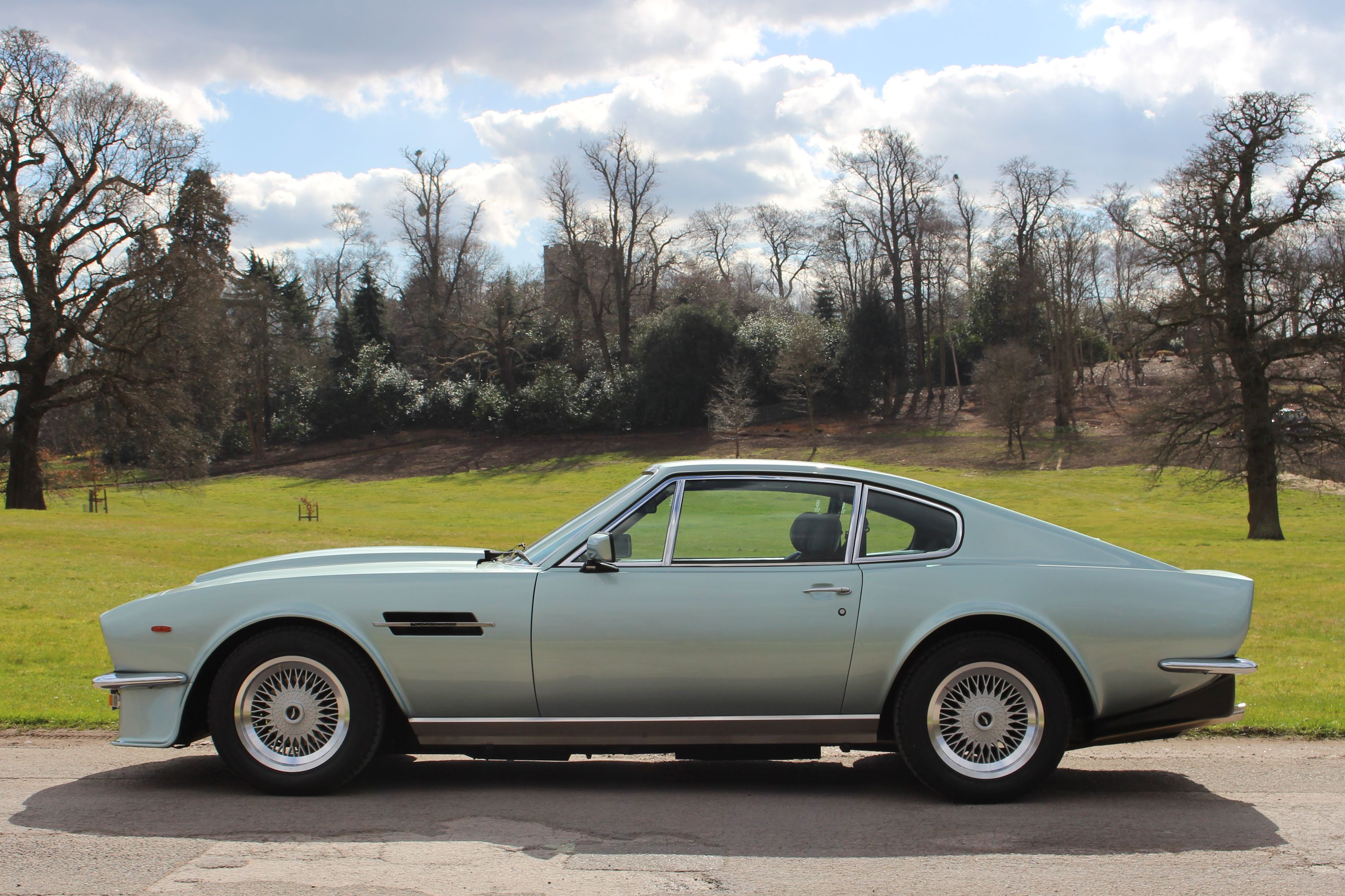 Aston Martin V Vantage XPack RS Williams Ltd Aston Martin - Aston martin v8 for sale