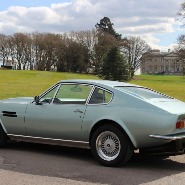 Aston Martin V8 Vantage: Aston Martin V8 Vantage X-Pack 1986