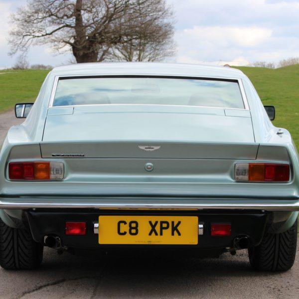 Aston Martin V Vantage XPack RS Williams Ltd Aston Martin - 1986 aston martin vantage
