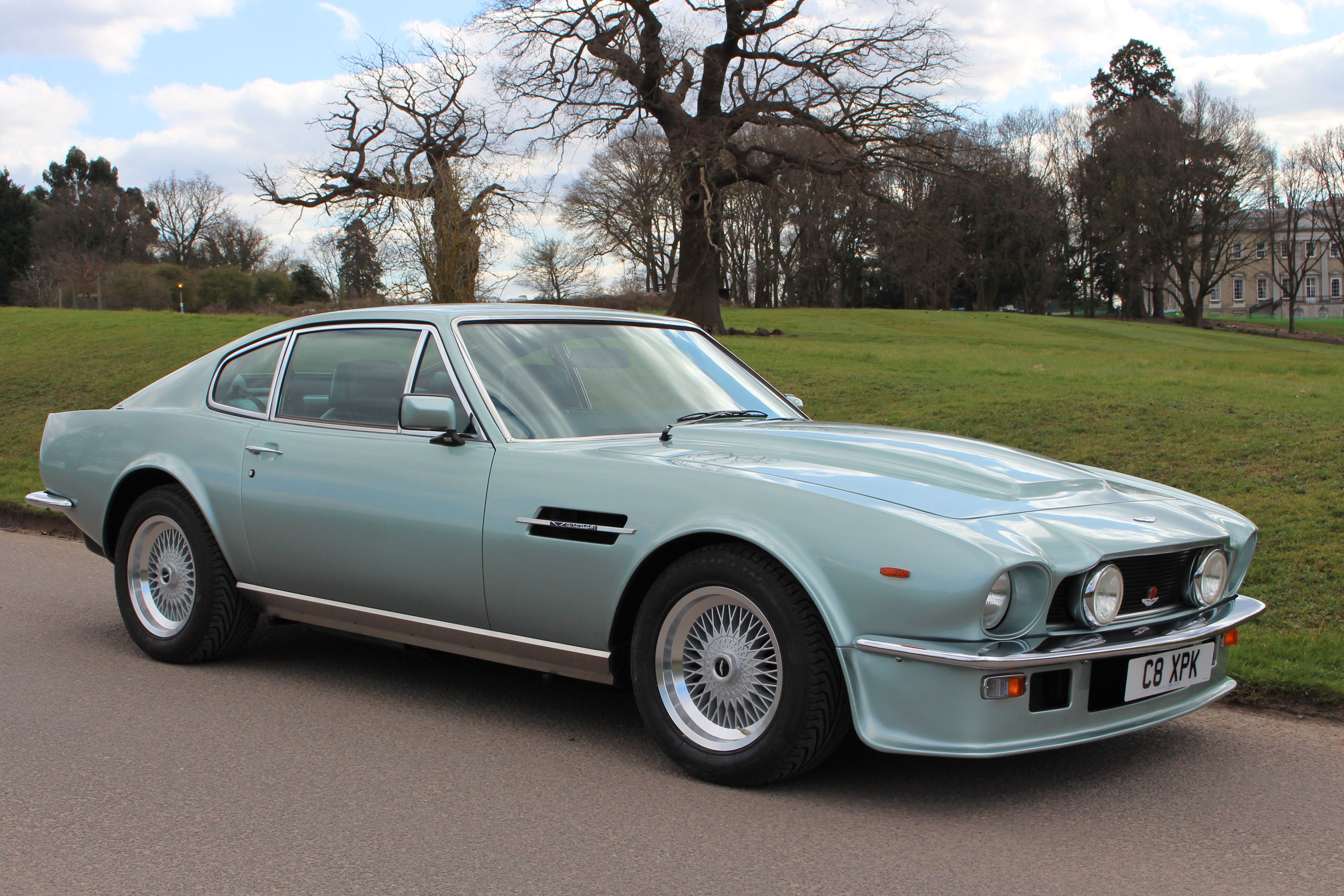 Sold Aston Martin V8 Vantage X Pack 1986 Rs Williams Ltd Aston