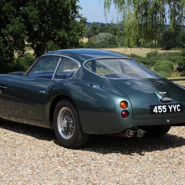 Aston Martin DB4GT Zagato Sanction 2