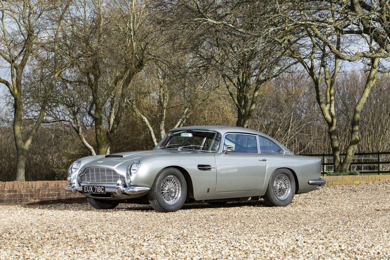 Cars Rs Williams Ltd Aston Martin Heritage Specialist